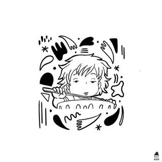 Ponyo 😴🤭