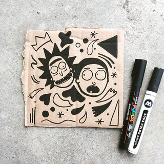 | Cult' POPOPOP | Rick et Morty 🧪 | (et