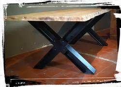 table croix