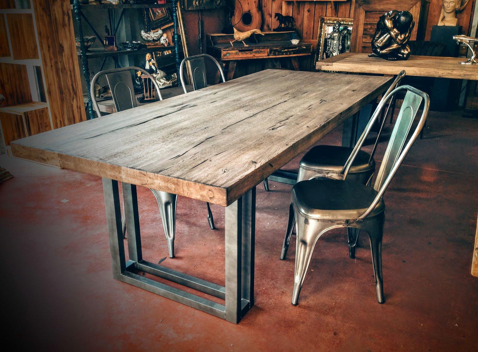 Table En Planche De Coffrage Elegant Tab