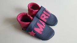 dunkelblau/pink+MARIE ab 26,-