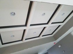 Modern Coffered Ceiling