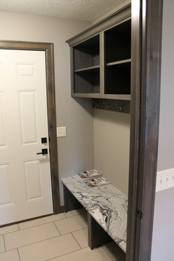 Mud Room Lockers