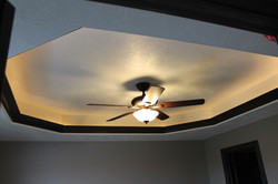 Octagon Trayed Ceiling