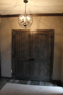 Foyer with Large Closet