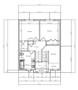 Maplewood Second Floor