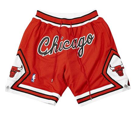 Just Don Road Chicago Bulls Shorts