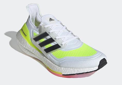 Adidas Ultra Boost 2021 Solar Yellow