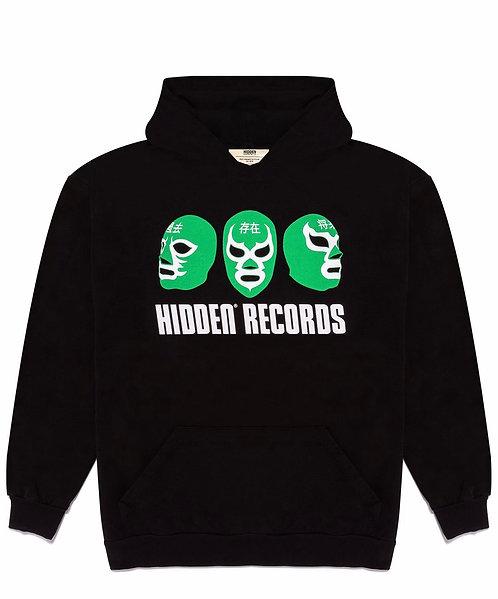 HIDDEN NY Records Hoodie