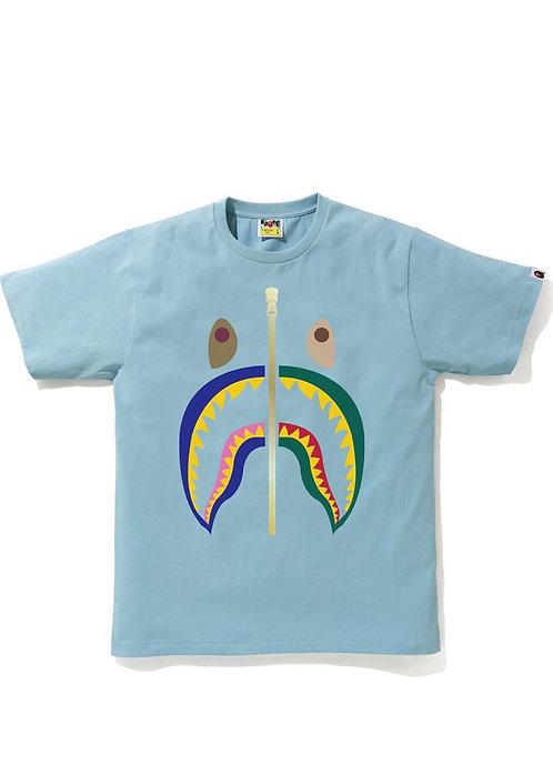 BAPE Colors Shark Tee
