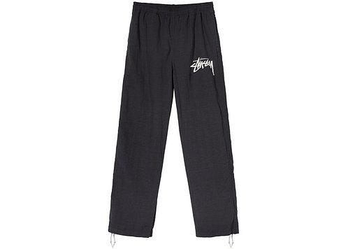 Nike X Stussy Beach Pant Off Noir
