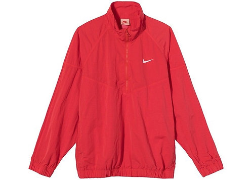 Nike X Stussy Windrunner Jacket Habanero Red