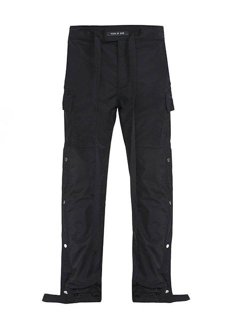 Fear Of God Nylon Cargo Snap Pants