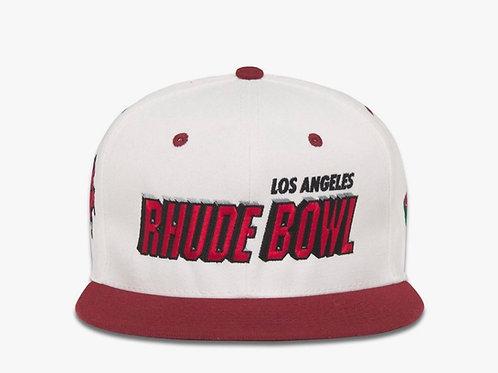 Rhude Bowl SnapBack