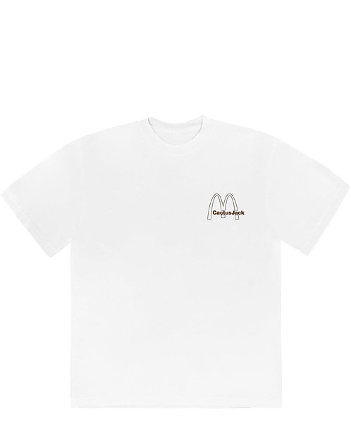 Travis Scott x McDonalds Vintage Action