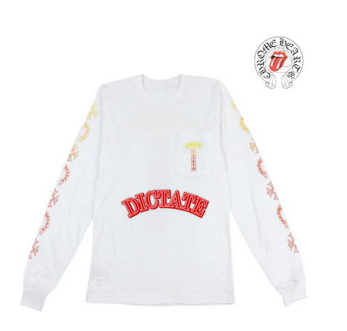 Chrome Heart Multicolor Long Sleeve