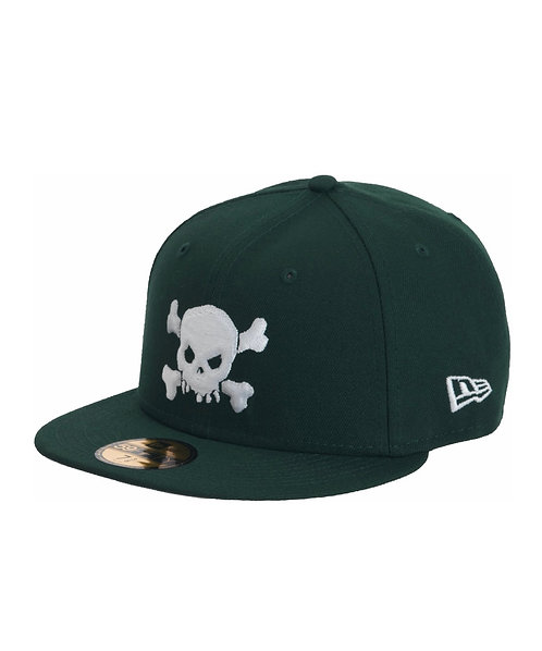 Supreme Skull New Era Fitted