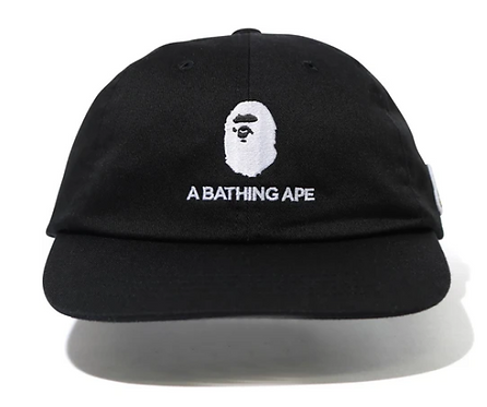 BAPE BUSY WORKS PANEL CAP