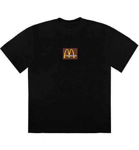 Travis Scott x McDonalds Sesame T-Shirts