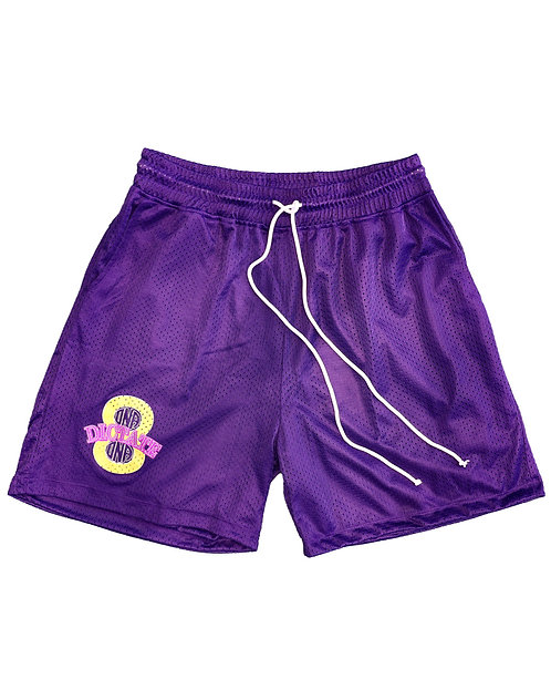 "Dictate ""8"" Shorts"