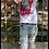 Thumbnail: AMIRI Blue Tie-Dye Art Patch Jeans