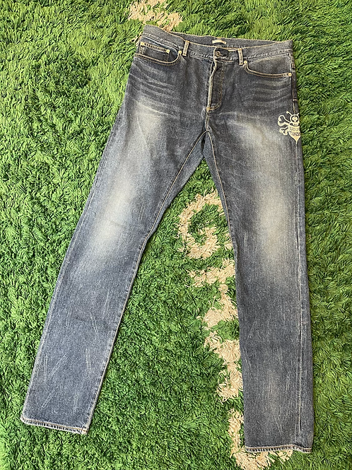 Dior 2020 Straight Leg Jeans