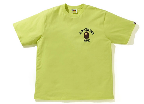 BAPE COLLEGE ATS RELAXED TEE
