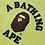 Thumbnail: BAPE COLLEGE ATS RELAXED TEE