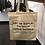 Thumbnail: Gallery Dept ART ON DISPLAY Farmers Tote Bag