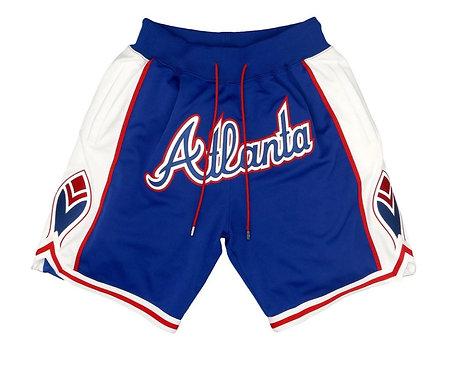 Atlanta Braves Just Don Shorts