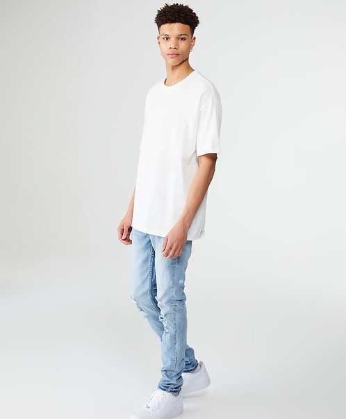 Ksubi Chitch Cut Philly Blue Jeans