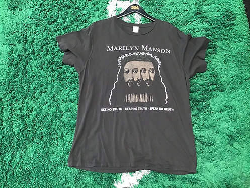Madeworn Marilyn Manson