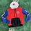 Thumbnail: Chrome Hearts X MattyBoy Color Block Hoodie