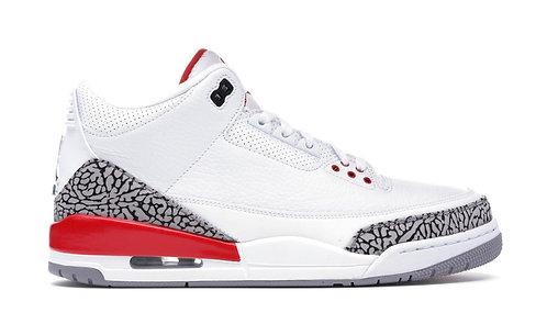 Jordan 3 Retro Hall of Fame