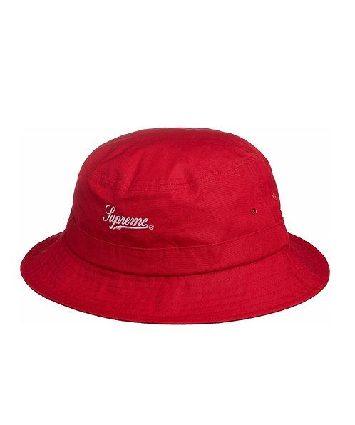 Supreme Bolt Snap Crusher Bucket Hat