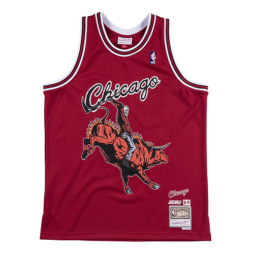 Mitchell & Ness Chicago Bulls / Juice Wrld Jersey