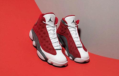 Jordan 13 Flint Red