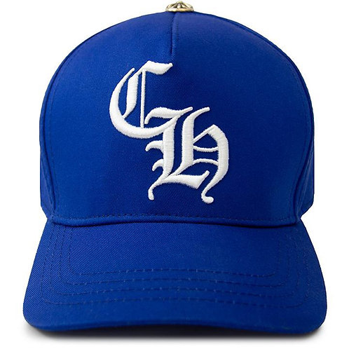 CHROME HEARTS LOS ANGELES EXCLUSIVE DODGERS HAT