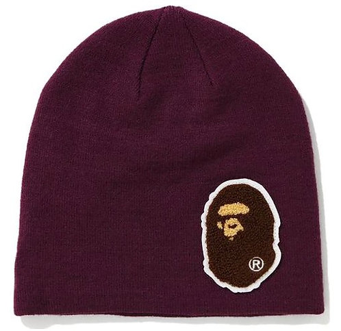 BAPE BIG APE HEAD KNIT CAP