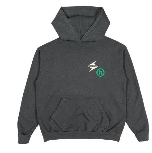 Hidden x star trak spaceman hoodie