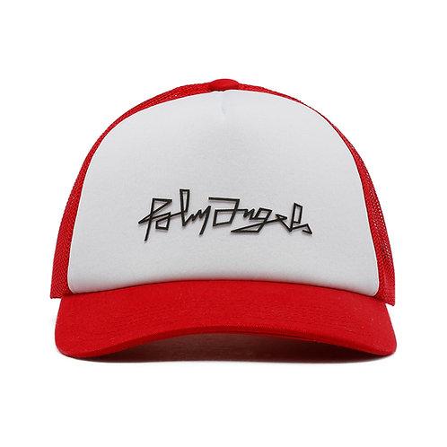 Palm Angels Desert Logo Mesh Cap