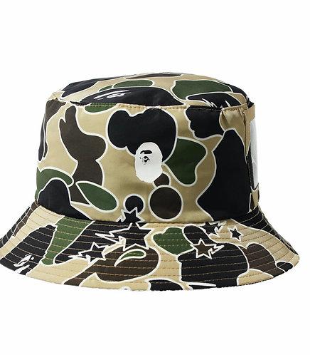 BAPE STA CAMO POCKET HAT