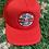 Thumbnail: Dictate Astronaut Trucker Cap (Cherry Red)