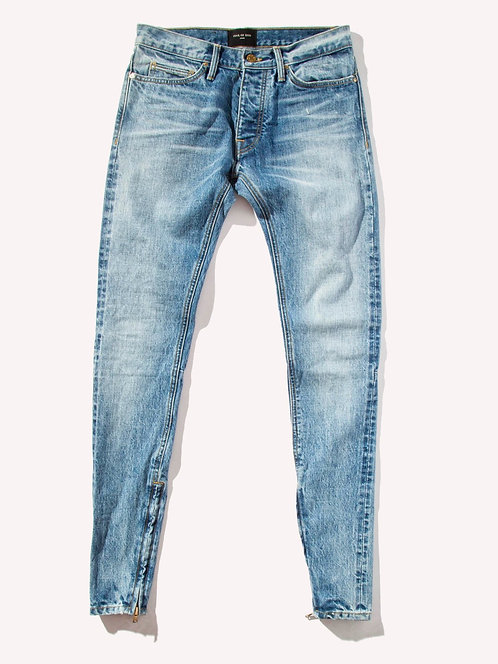 Fear Of God Indigo Jeans (Fifth Collection)