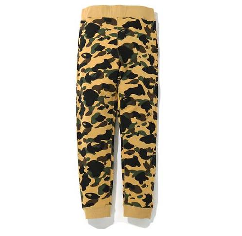 Bape 1st Camo Slim Sweat Pants