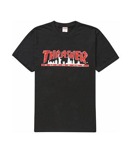 Thrasher / Supreme SS Skyline Tee