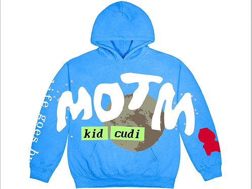"CPFM FOR MOTM III ""LIFE GOES BY"" HOODIE"