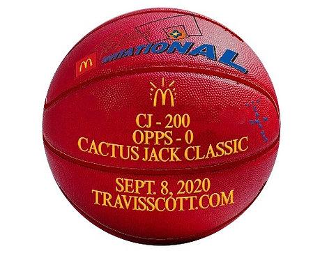 All American 92 basketball