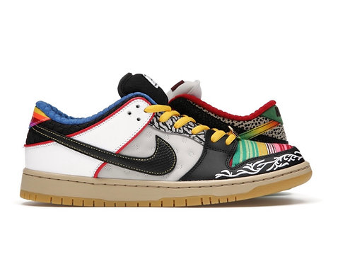 Nike SB Dunk Low (What The Paul)