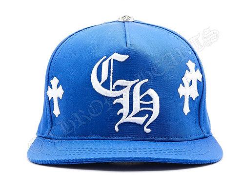 Chrome Hearts Cemetery Cross Patch Baseball Hat
